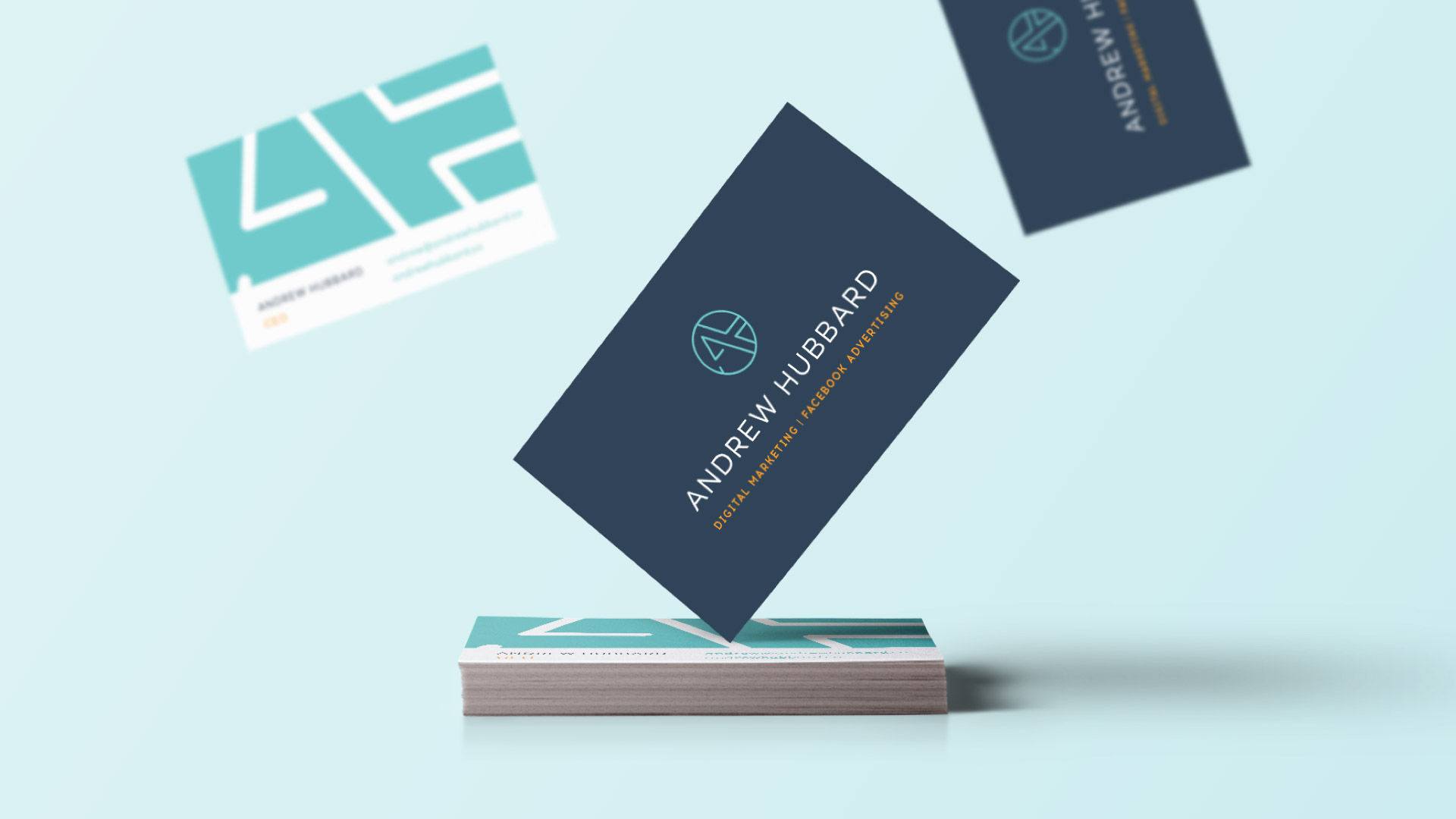 We Design Brand Identities